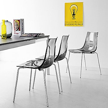Led Stackable Dining Chair With Gate Glass Top Extending Dining Table