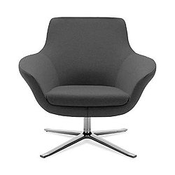 Bob Lounge Swivel Chair