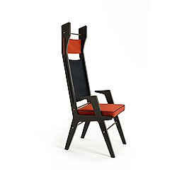 Colette High Back Chair