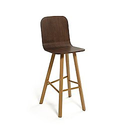 TRIA High Back Stool - Set of 2