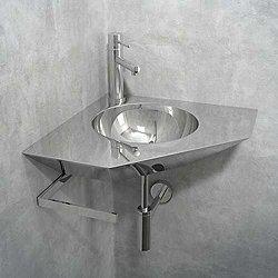 Orn Corner Sink