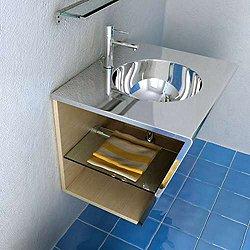 Settemeno Wall-Hung Single Vanity