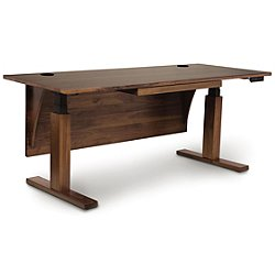 Invigo Sit-Stand Desk with Modesty Panel