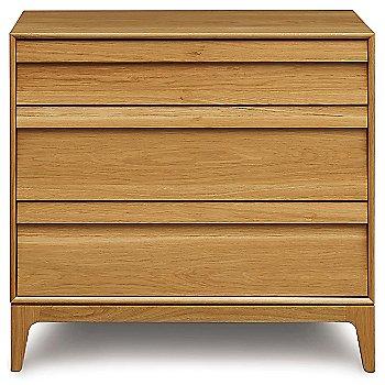 Rizma 3 Drawer Dresser / front view