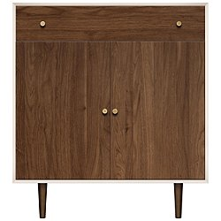 MiMo 1 Drawer Over 2 Doors Dresser