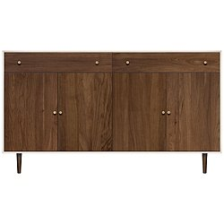 MiMo 2 Drawer Over 4 Door Dresser