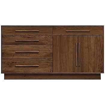 Shown in Natural Walnut, Right