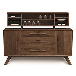 Optional Hutch for Audrey Buffets