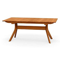 Audrey Wood Extension Table