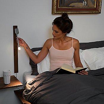 In use in bedroom
