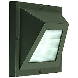 Edge LED Outdoor Wall Light (Bronze) - OPEN BOX RETURN
