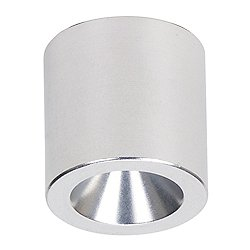 Bantam Round Surface LED Puck Cabinet Light