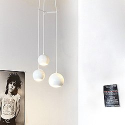 Deadstock Cannonball Pendant Light