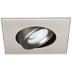 Urbai 4 Inch Square Adjustable LED Trim
