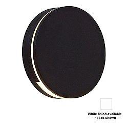 Round LED Step Light (White) - OPEN BOX RETURN