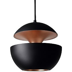Here Comes the Sun Pendant Light (Black/Copper/X-Large) - OPEN BOX RETURN