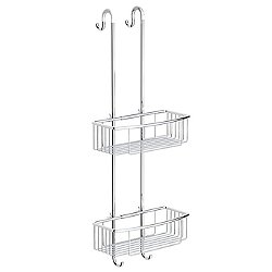 Shower Series Two-Tier Hanging Basket
