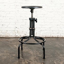 L'Usine Adjustable Counter Stool