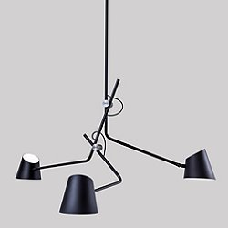 Hartau Triple Pendant Light