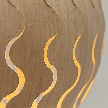 Shown in Natural Bamboo finish