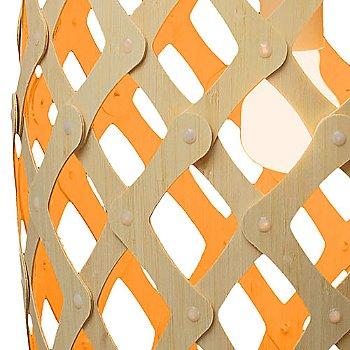 Orange, shade detail