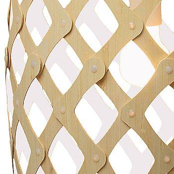 White, shade detail