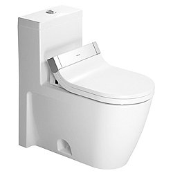 Starck 2 One-Piece Elongated Toilet For Use With Sensowash C