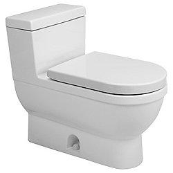 Starck 3 One-Piece Elongated Toilet