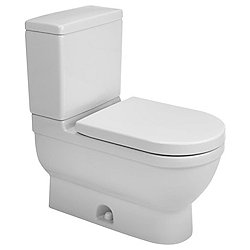 Starck 3 Two-Piece Elongated Toilet - Bowl Only