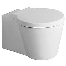 Starck 1 Wall-Mounted Toilet