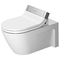 Starck 2 Wall-Mounted Toilet For Use With Sensowash C