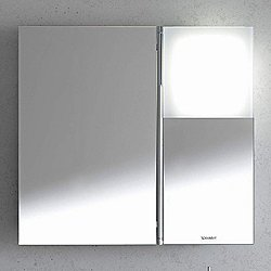 Starck 1 Mirror Cabinet with Lighting