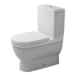 Starck 3 Close Coupled Toilet