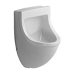Starck 3 Urinal with Concealed Inlet