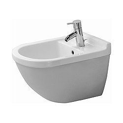 Starck 3 Wall-Mounted Bidet with Durafix