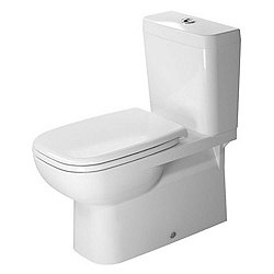 D-Code Close-Coupled Toilet Without Cistern