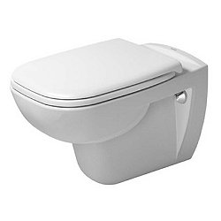 D-Code Wall Mounted Toilet