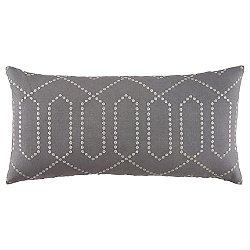 Deco Trellis Lumbar Pillow