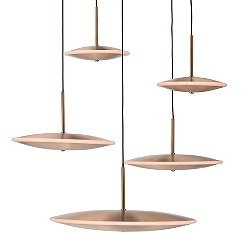 Alda LED Multi-Light Pendant Light