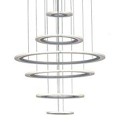 Renata LED Multi Light Pendant Light