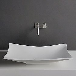 Tray Vessel Sink