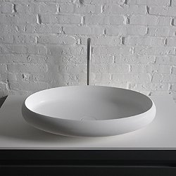 Ego Elongated Vessel Sink