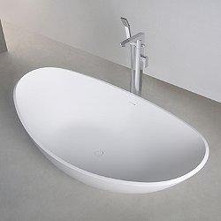 Lectus Elongated Bathtub