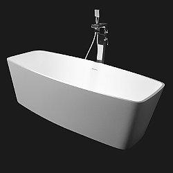 Care Rectangular Bathtub