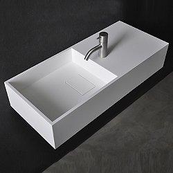 Plan Wall Hung Sink