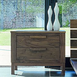 637 Weekend Wide Bedside Chest
