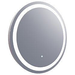 Eternity Lighted Mirror with AVA