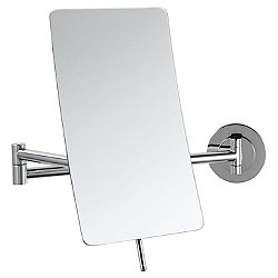 Contour Wall-Mounted Make Up Mirror