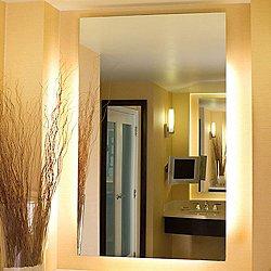 Serenity 66-Inch Lighted Mirror