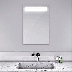 Quantum Lighted Mirror